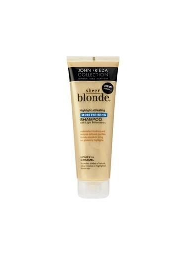 John Frieda John Frıeda Şampuan Sarı Saçlar Güneş Işıltısı Veren 250ml Renksiz